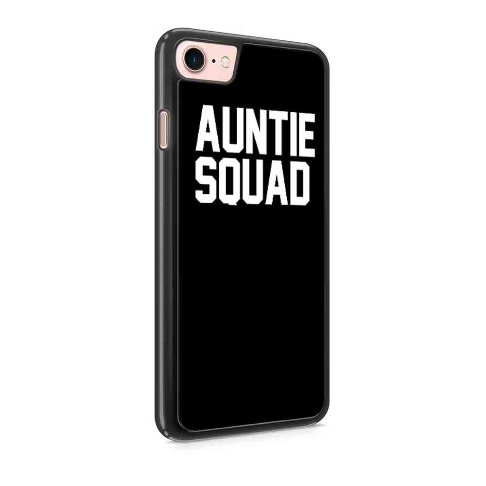 Auntie Squad Iphone 7 / 7 Plus / 6 / 6s / 6 Plus / 6S Plus / 5 / 5S / 5C Case