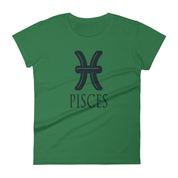 Pisces Women's Anvil Ringspun short sleeve t-shirt