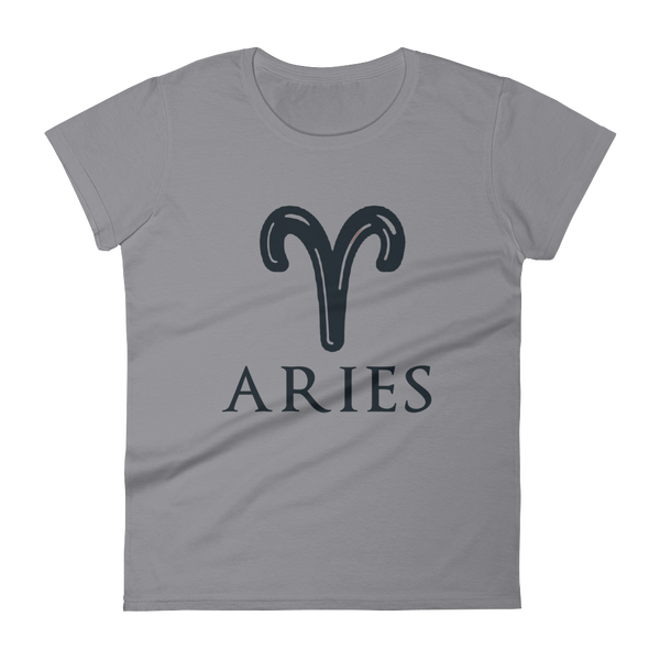 Aries Women's Anvil Ringspun short sleeve t-shirt