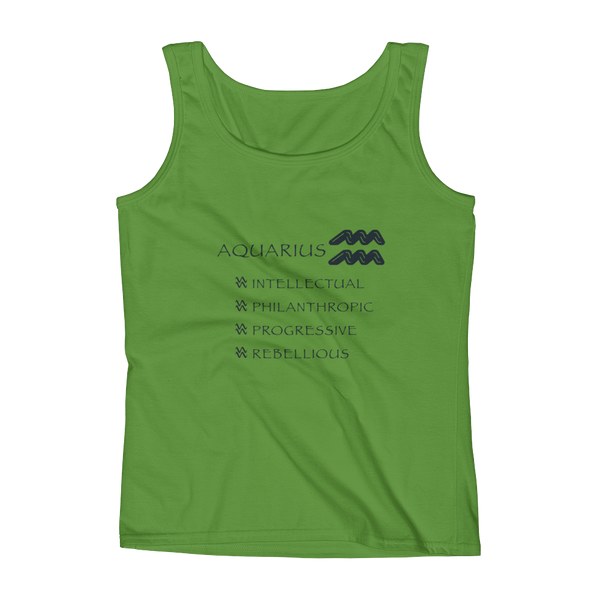 Aquarius Keywords Ladies' Anvil Tank