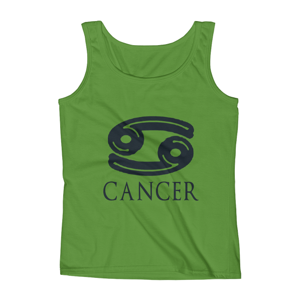 Cancer Ladies' Anvil Tank
