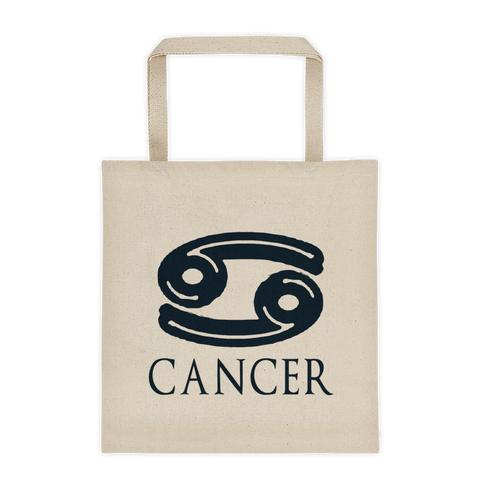 Cancer Symbol Tote bag