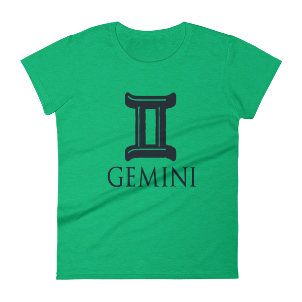 Gemini Women's Anvil Ringspun short sleeve t-shirt