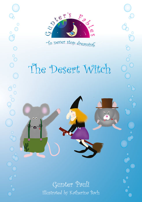 11: The Desert Witch | English | Printed