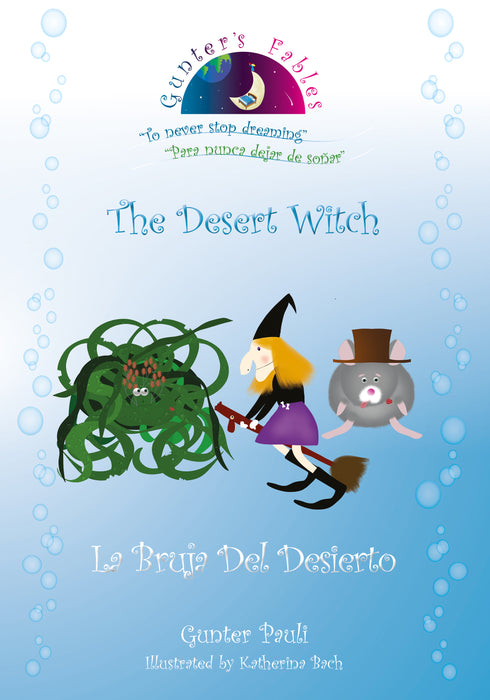 11S: The Desert Witch | English - Spanish | Printed