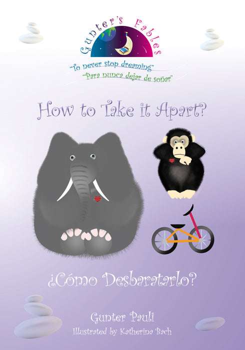 12S: How to Take it Apart | English - Spanish | Printed