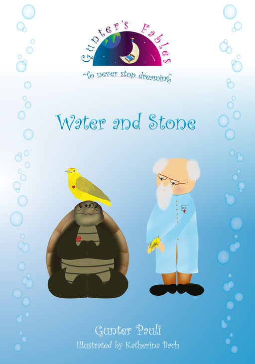 145: Water and Stone | English | Printed
