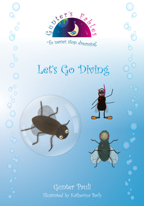 149: Let's Go Diving | English | Printed