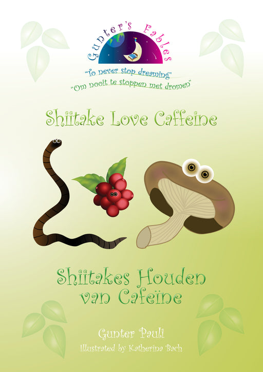 14: Shiitake Love Caffeine | Dutch & English