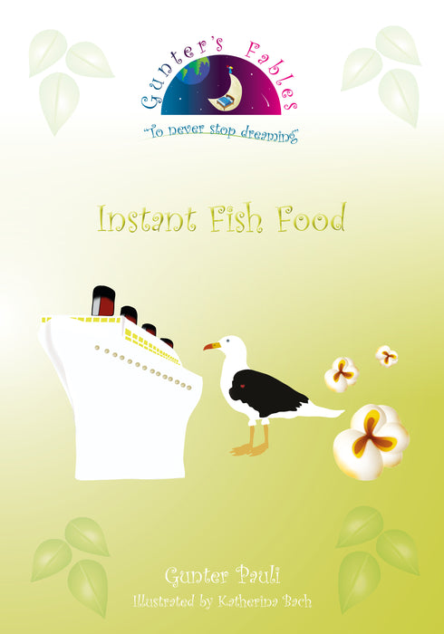 152: Instant Fish Food | English | Printed