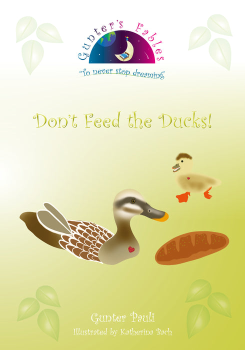 154: Don't Feed the Ducks | English | Printed
