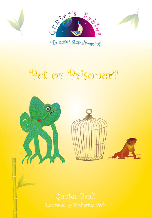 163: Pet or Prisoner | English | Printed