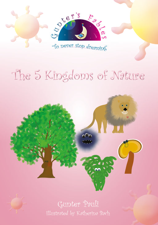 01: The 5 Kingdoms of Nature | English | Printed