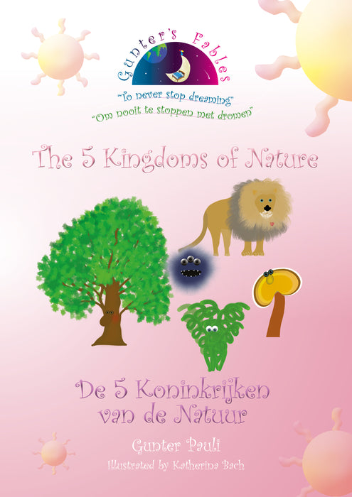 01: The 5 Kingdoms of Nature | Dutch & English