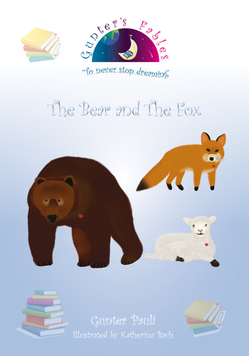 21: The Bear and The Fox | English | Printed