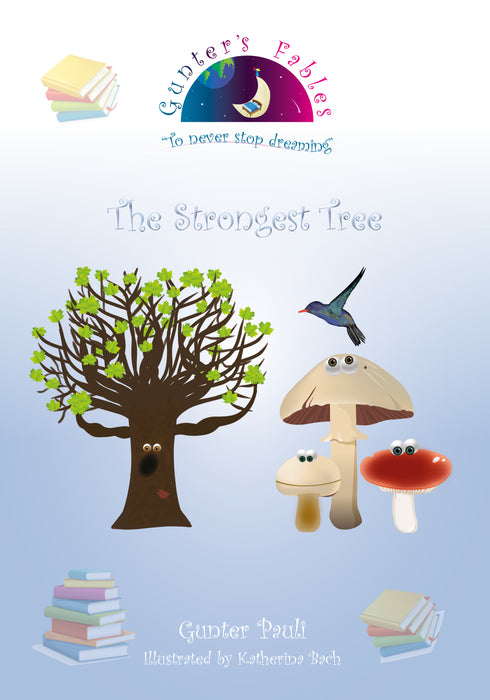 36: The Strongest Tree | English | Printed