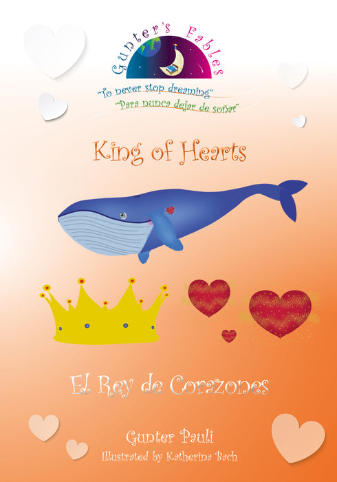 04S: King of Hearts | English - Spanish | Printed