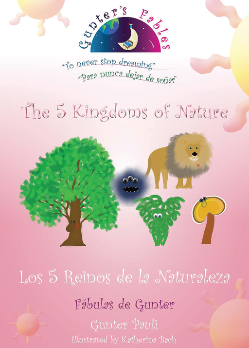 The Five Kingdoms of Nature / Cinco Reinos de la Naturaleza | English - Spanish | Digital