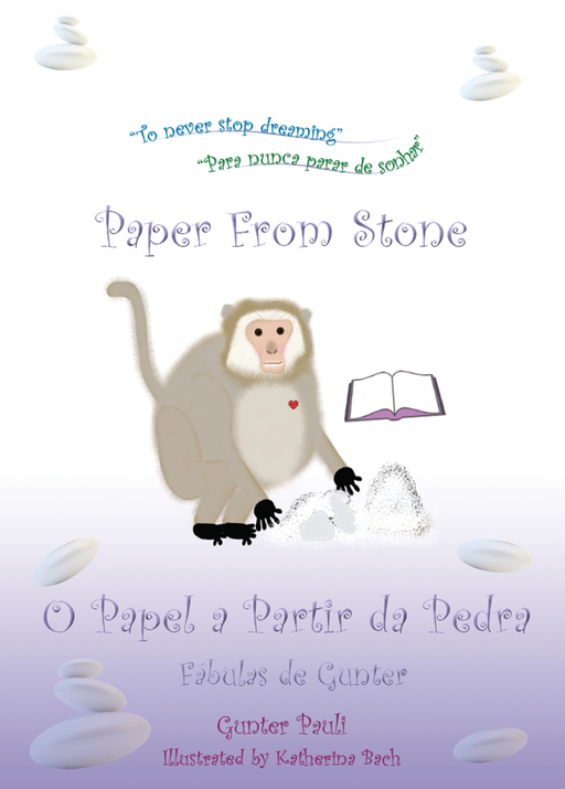 Paper from Stone / O Papel a Partir da Pedra | English - Portuguese | Digital