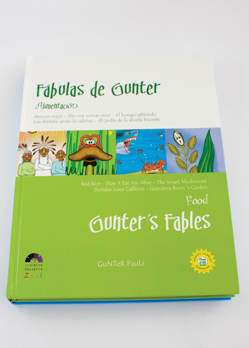 Set of 36 Fables (1-36) | English - Spanish | Printed