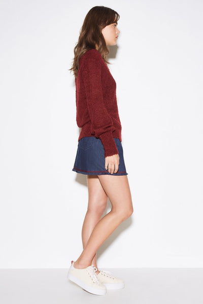THE FIFTH LABEL Exit Knit Plum 32883