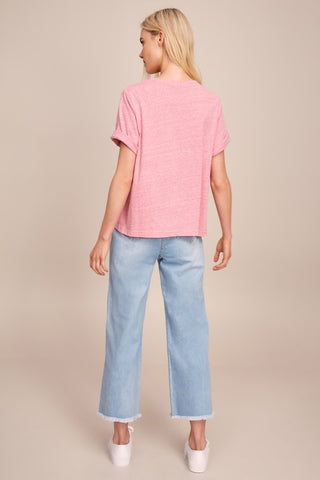 THE FIFTH LABEL Quadrant T-Shirt Pink 33482
