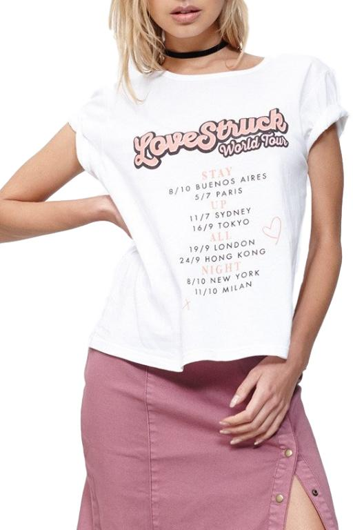 MINKPINK Rock and Roll Tee 31916
