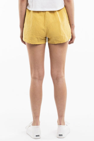 ALL ABOUT EVE Amara Short Yellow 34782