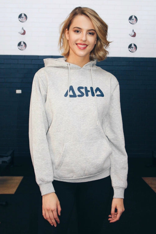 ASHA Active Hoody Grey 34080