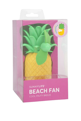 SUNNYLIFE Beach Fan Pineapple 32488