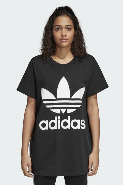 ADIDAS Big Trefoil Tee Black 32913