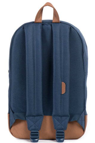 HERSCHEL Heritage Backpack Navy/Tan 20192