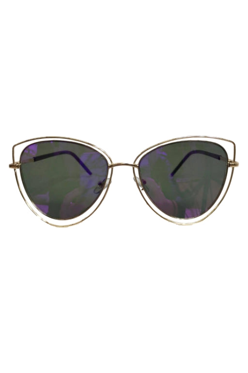 ASHA Hidden Valley Sunglasses Purple 32435