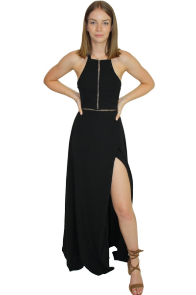 ASHA Byron Bay Maxi Black 31494