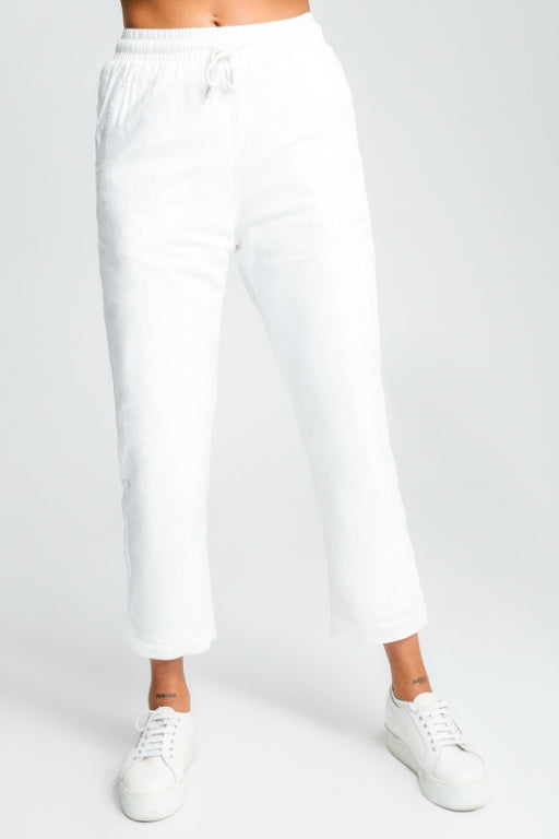 NUDE LUCY Medina Pant White 34150