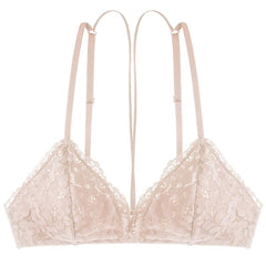MISS CURIOSITY - Lazy Day Bralette Pink