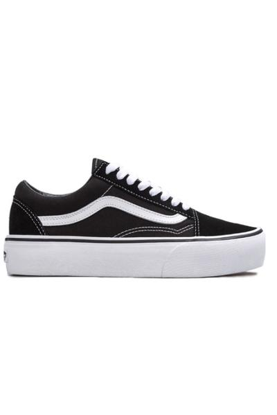 VANS Old Skool Platform Black/White 32798