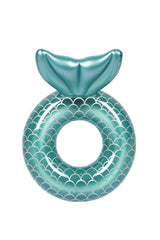 SUNNYLIFE Luxe Pool Ring Mermaid 34360