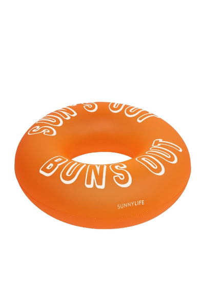 SUNNYLIFE Pool Ring Neon Orange 34359