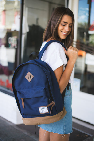 PROJECT URBAN Colonial Backpack Navy 31504