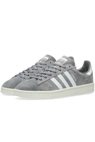 ADIDAS Campus Grey Three/White 32038