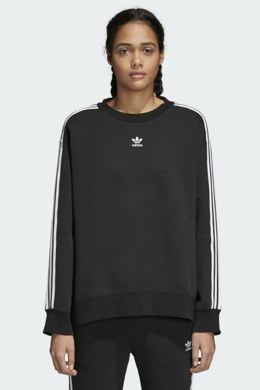 ADIDAS Crew Sweater Black 33446