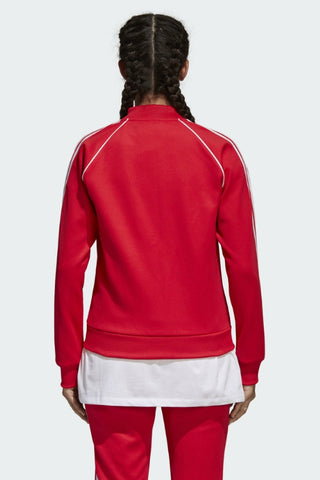 ADIDAS SST Track Jacket Red 33100