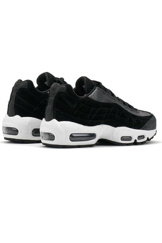 NIKE Air Max 95 Premium Black/Black-White 33145