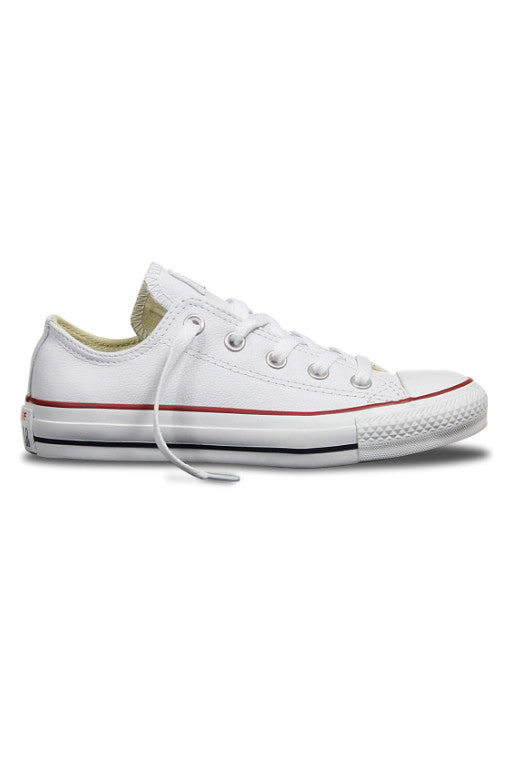 CONVERSE All Star Leather Ox White 23306