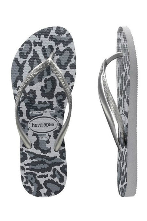 HAVAIANAS Slim Animals Ice Grey 27677