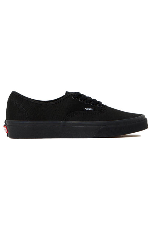 VANS Authentic Black/Black 12218