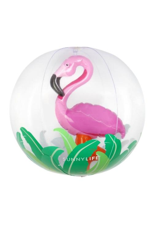SUNNYLIFE - 3D Beach Ball Flamingo 32557