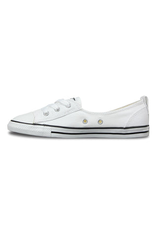 CONVERSE All Star Ballet Canvas White 25593