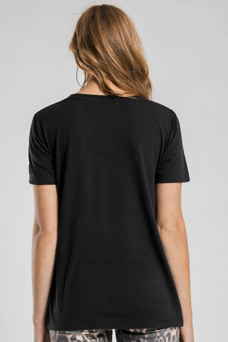 BEYOND HER Beyond Jungle Tee Black 34004